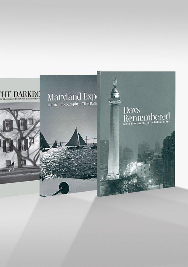 $49.99 Baltimore Sun 2012-2013 Book Bundle