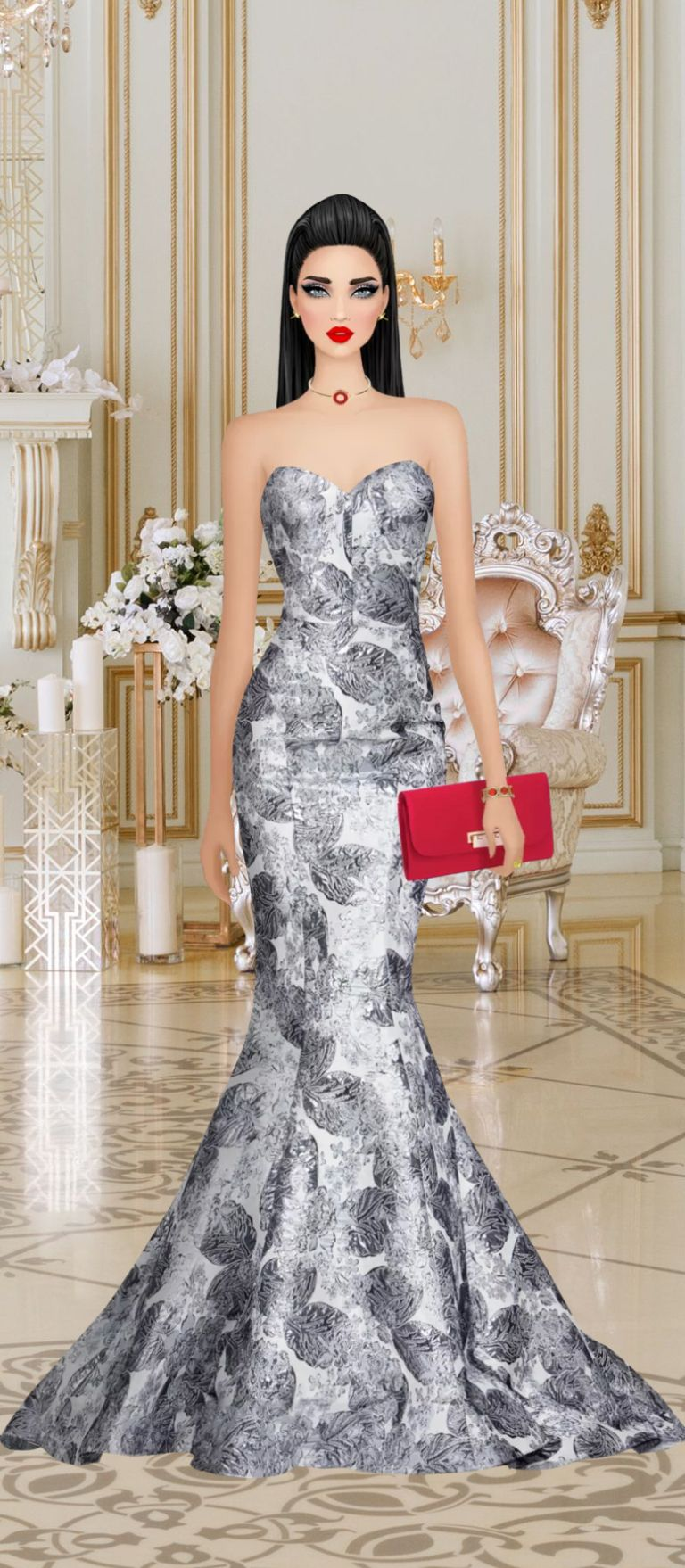 The queen posse covet fashion pinterest fashion sketches and