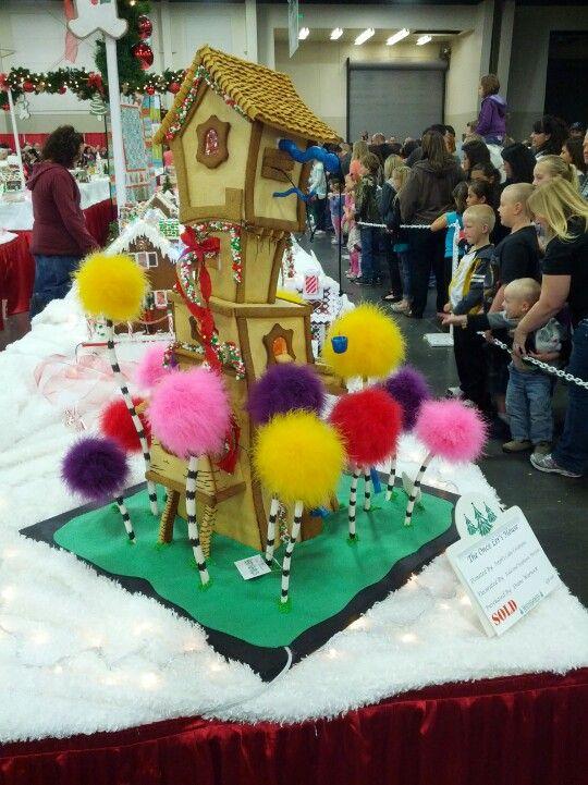 Dr. Seuss + Christmas = magic