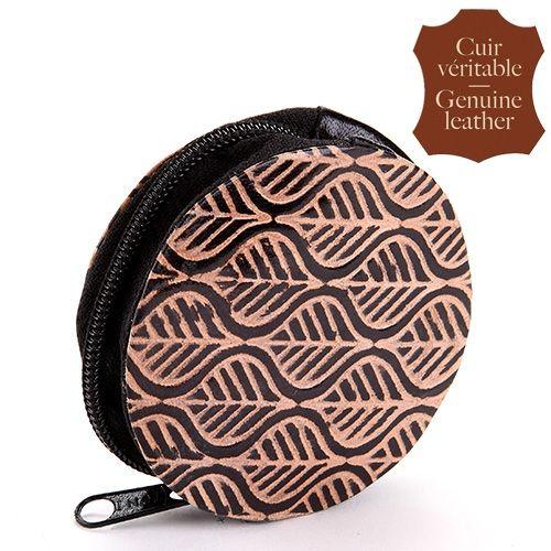 Monedero de mujer de cuero. #tiendaonline #leather #cuero #monedero #mujer