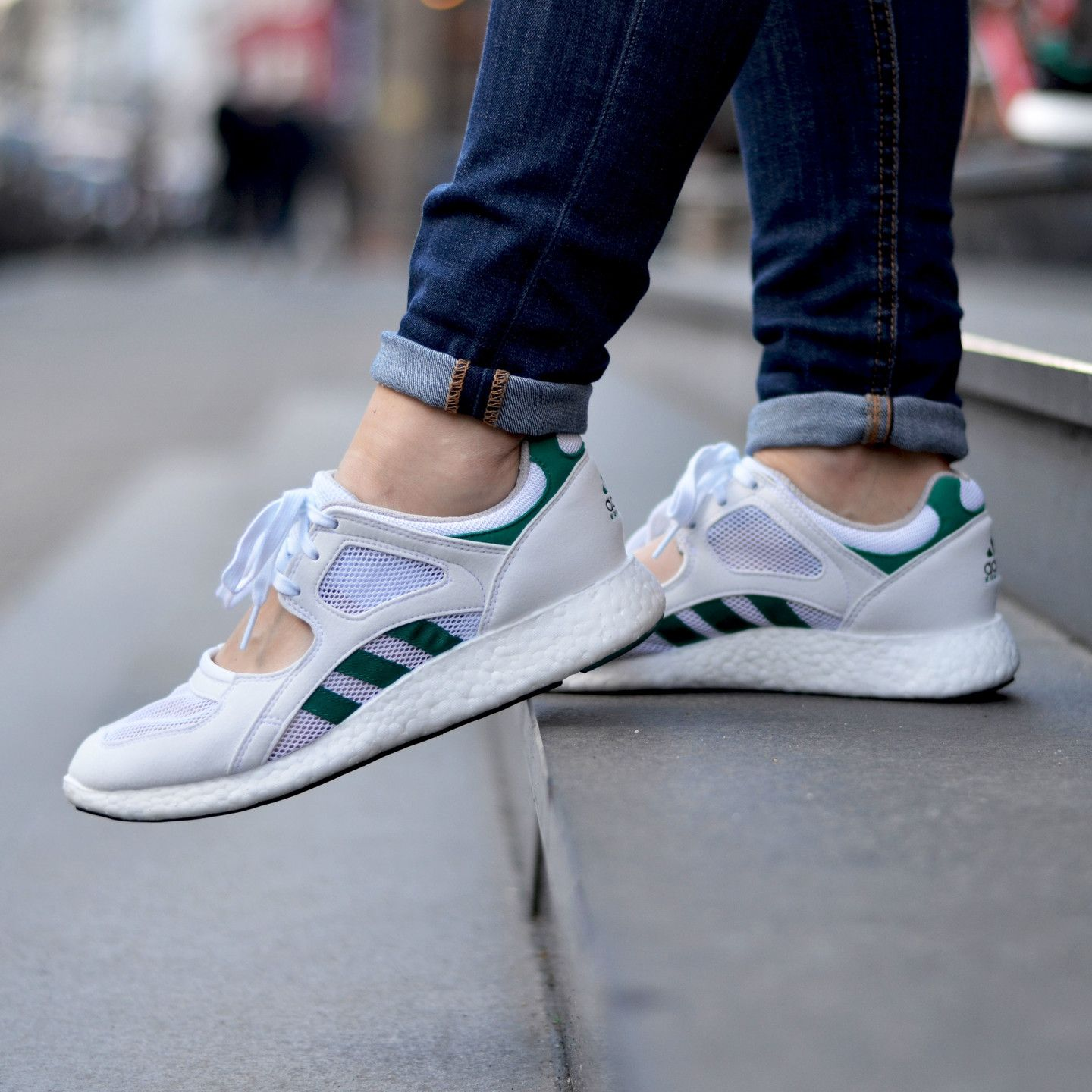 Image result for adidas EQT Racing 91 Boost Sneaker