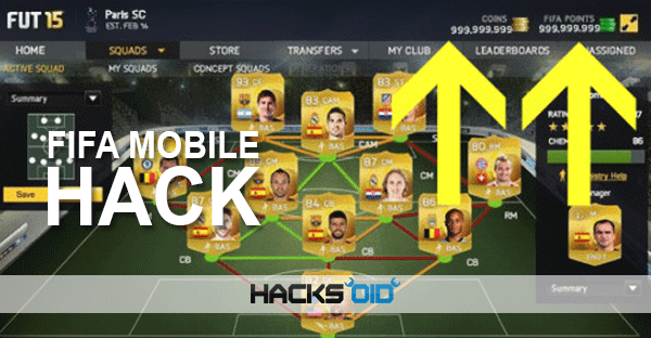 fifa mobile mod apk unlimited money latest version free download