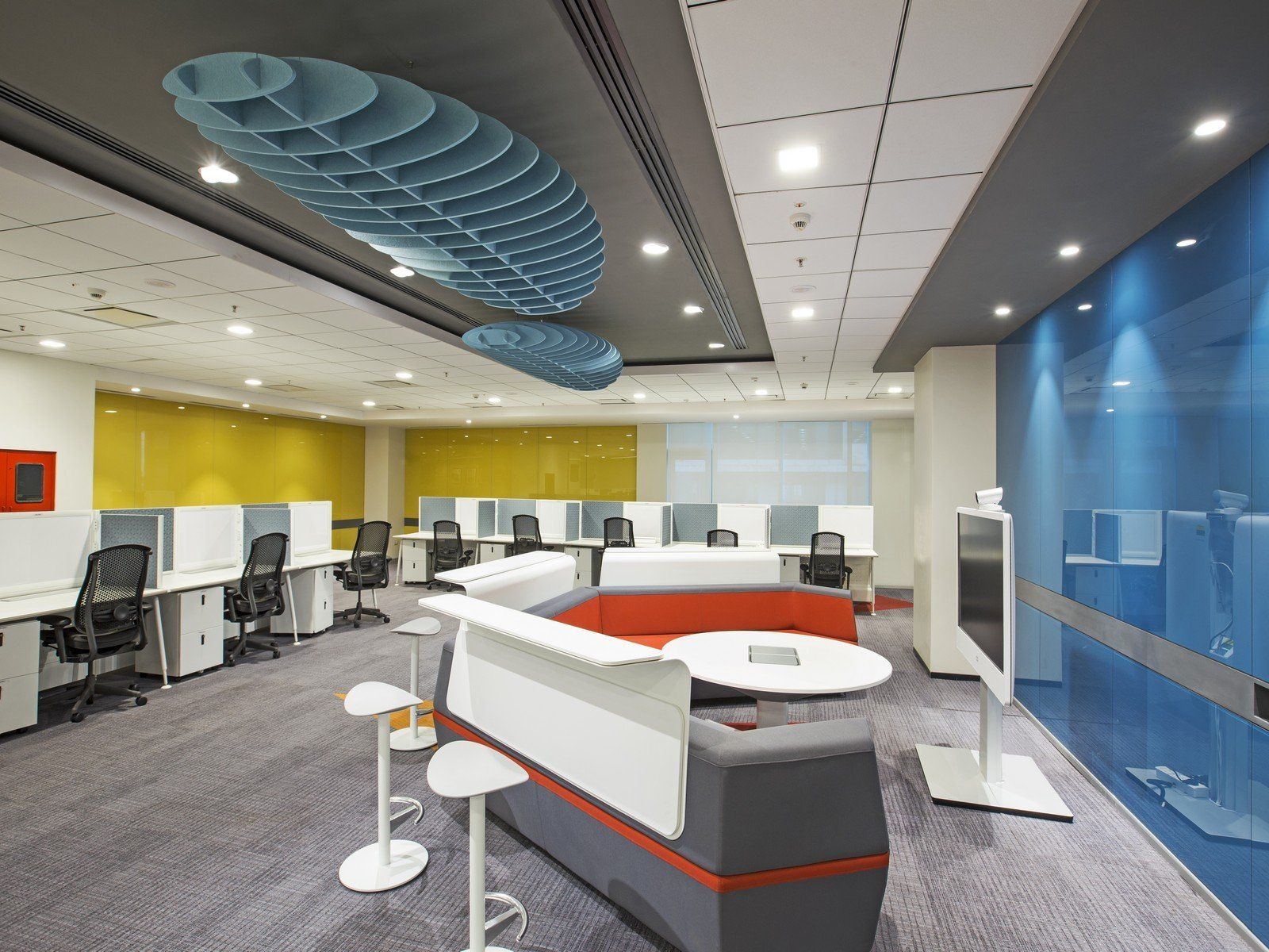 EMC Bangalore Offices