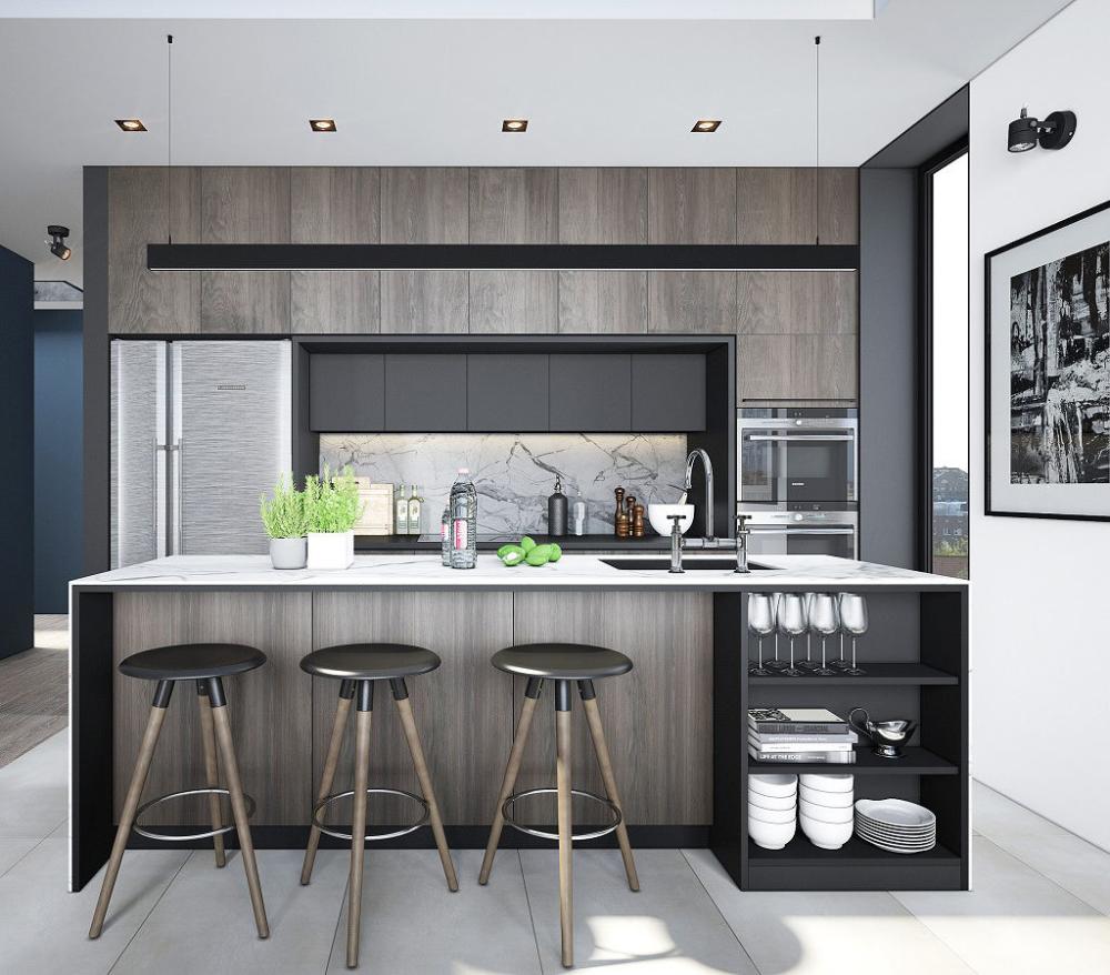 40+ Awesome Kitchen Breakfast Bar Ideas — Best Designes ...