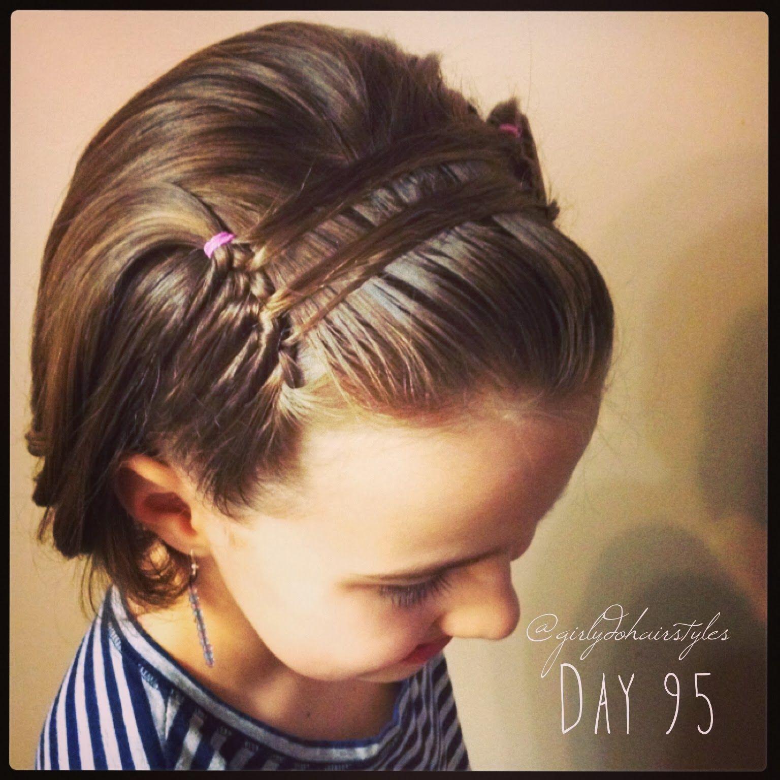 Girly Do Hairstyles: By Jenn: Week 22 {#girlydos100daysofhair}