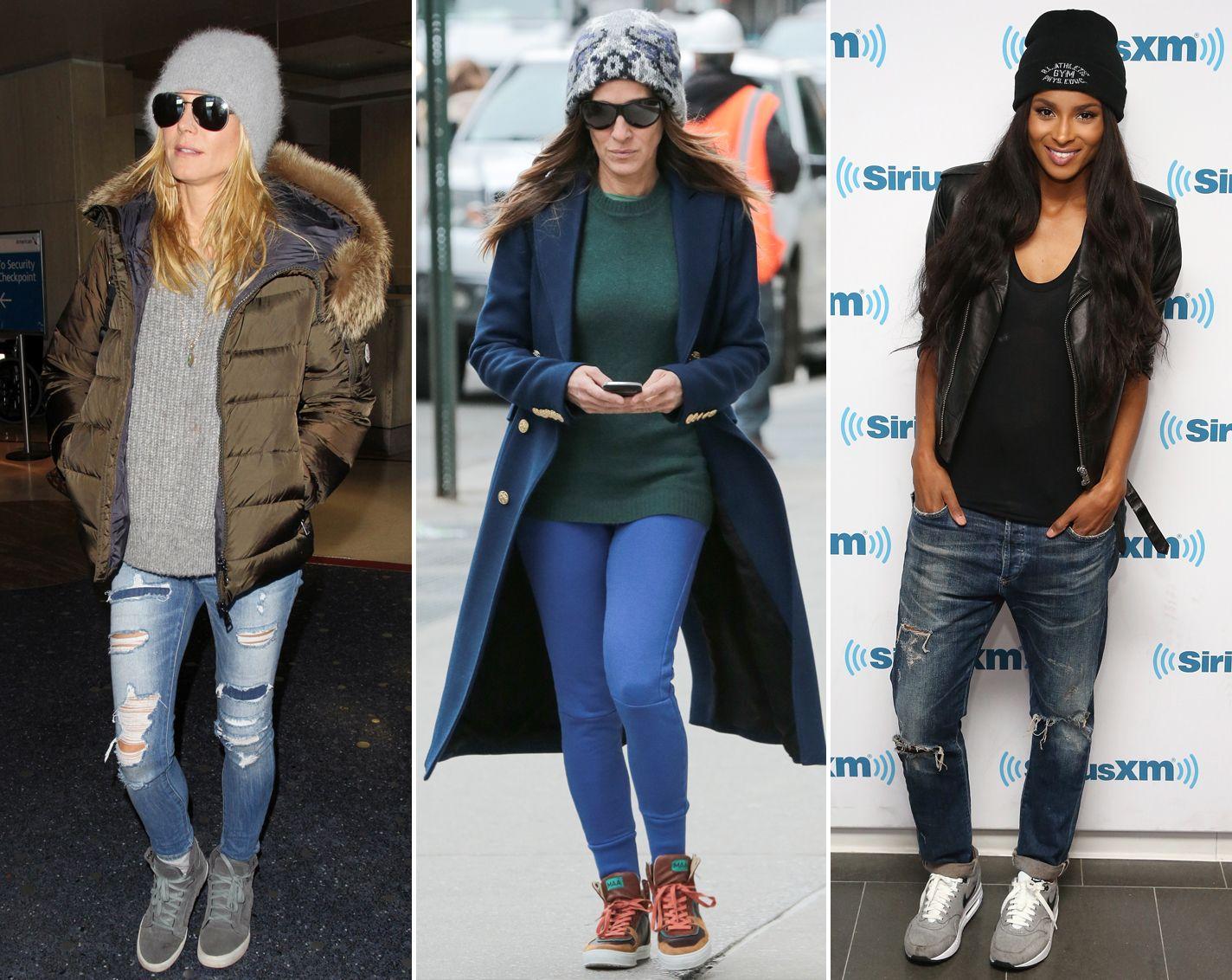 Also Winter hats can make a super-stylish fashion statement !! Come  indossare cappelli invernali guardando le celebrità . b9c1bf52b90