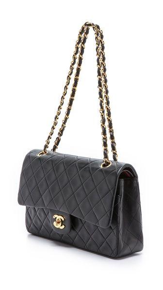 5edf0a82d1e4 Chanel   What Goes Around Comes Around 2.55 10'' Shoulder Bag   SHOPBOP