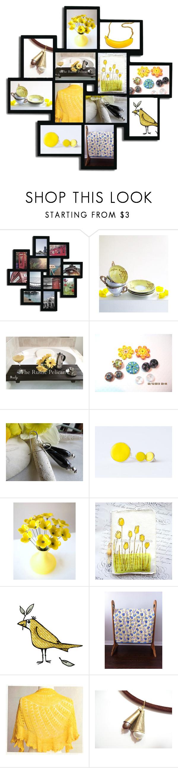 Interior design home book -  Sunny Day By Inspiredbyten On Polyvore Featuring Interior Interiors Interior Design