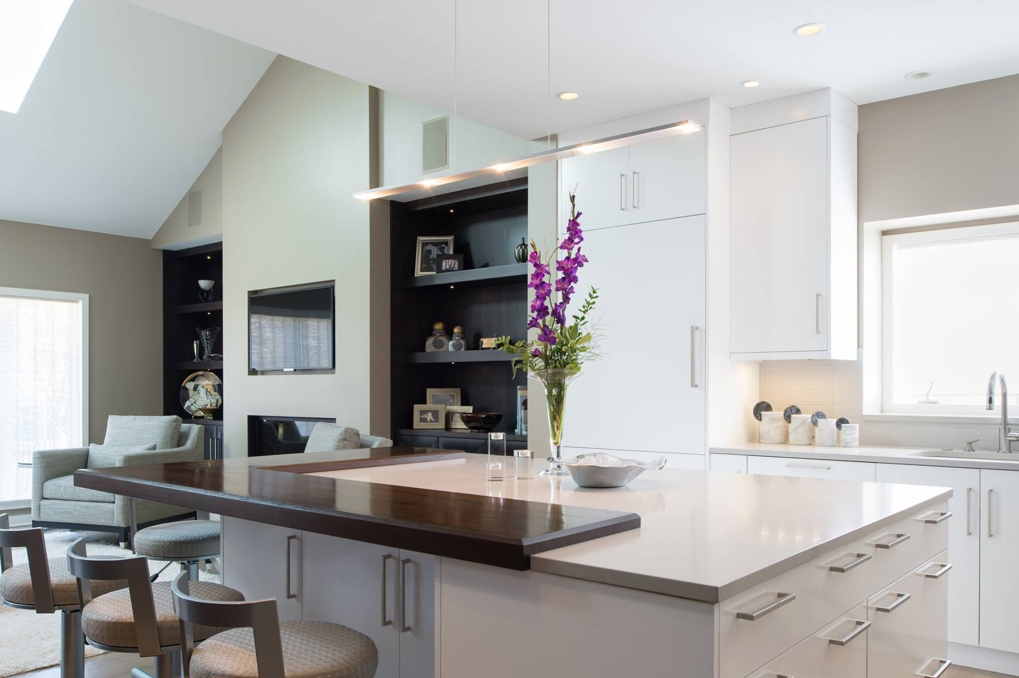 Kitchen Design Kansas City Endearing A Collaborative Design With Crossroads  Interiors And Kitchen 2018