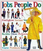 Jobs People Do Children S Storybook Great For Our Community Helpers Theme Pre K Complete P Community Helpers Community Helpers Theme Community Helpers Unit