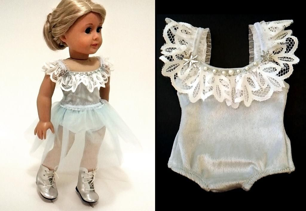 Prima Dance Sewing Pattern for AG dolls | More Ag dolls ideas