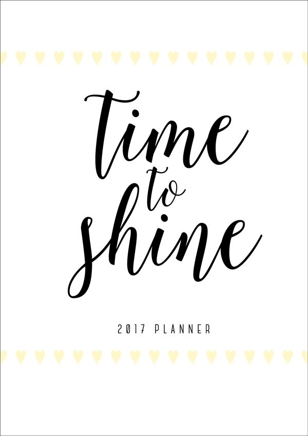 Free Printable Irma 2017 Annual Calendars \ Planner Covers - annual agenda