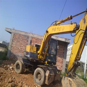 Shanghai Jiangchun is a leading supplier of the used excavator. It has a long reputation and good fame owing to the super service and severa...