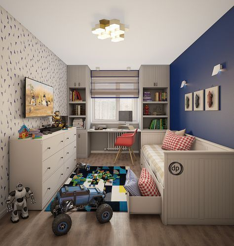 Easy Ways to Design and Decorate a Kids' Room images