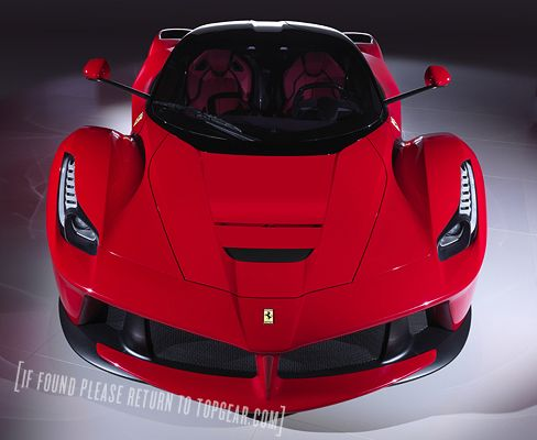 Gallery: the new Ferrari 'LaFerrari' #newferrari
