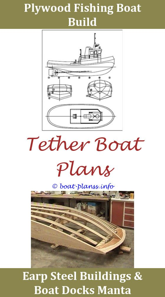 Plank On Frame Boat Plans