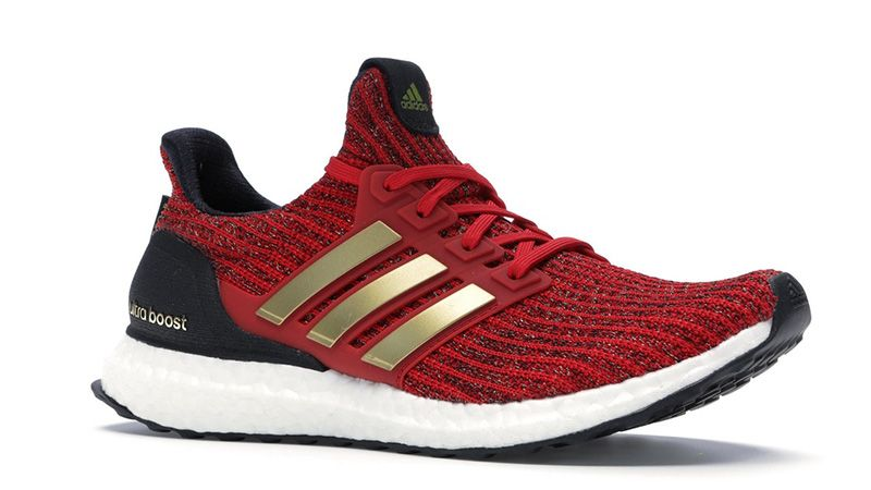 Game Of Thrones X Adidas Ultra Boost House Lannister EE3710