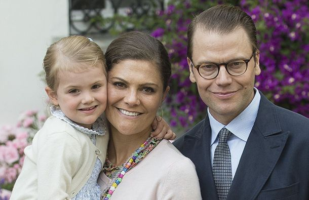 Crown Princess Victoria of Sweden pregnant