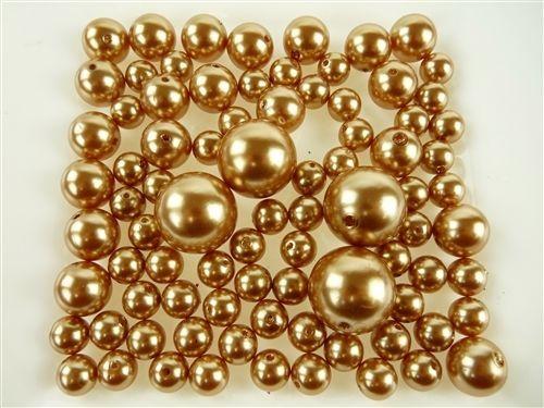Bulk Plastic Pearls Beads Vase Filler Table Scatter Gala