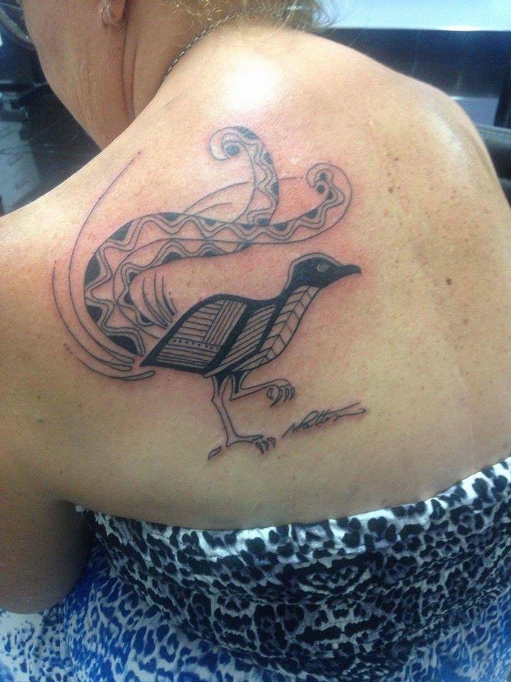IlukaArt Lyrebird