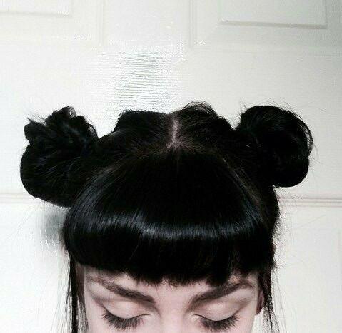 I Love Bangs Hair Styles Dark Hair Hair