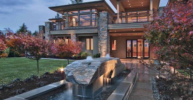 Attractive Bellevue New Homes, Custom Home Builder, Steven D. Smith Construction