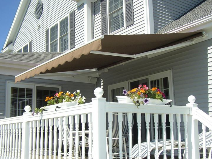Somfy Motors Are The Premier Brand Of Retractable Awning Find Out Why