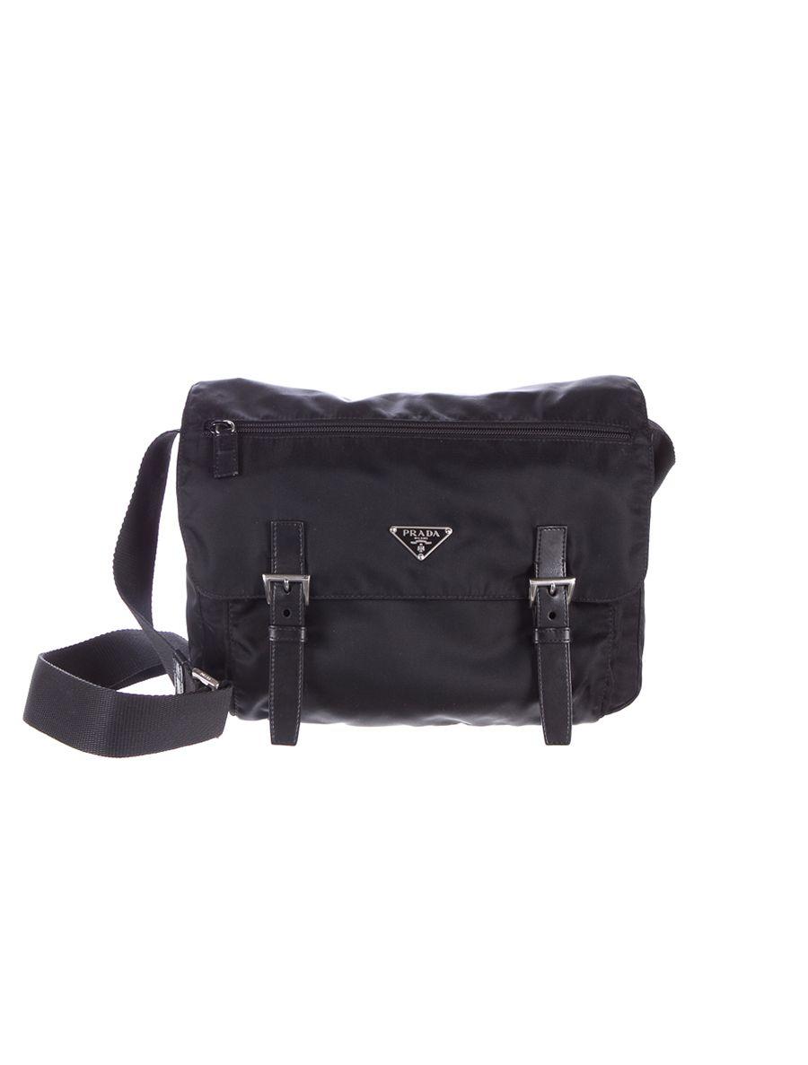 77ca72de6dbd Prada Nylon Crossbody Bag.