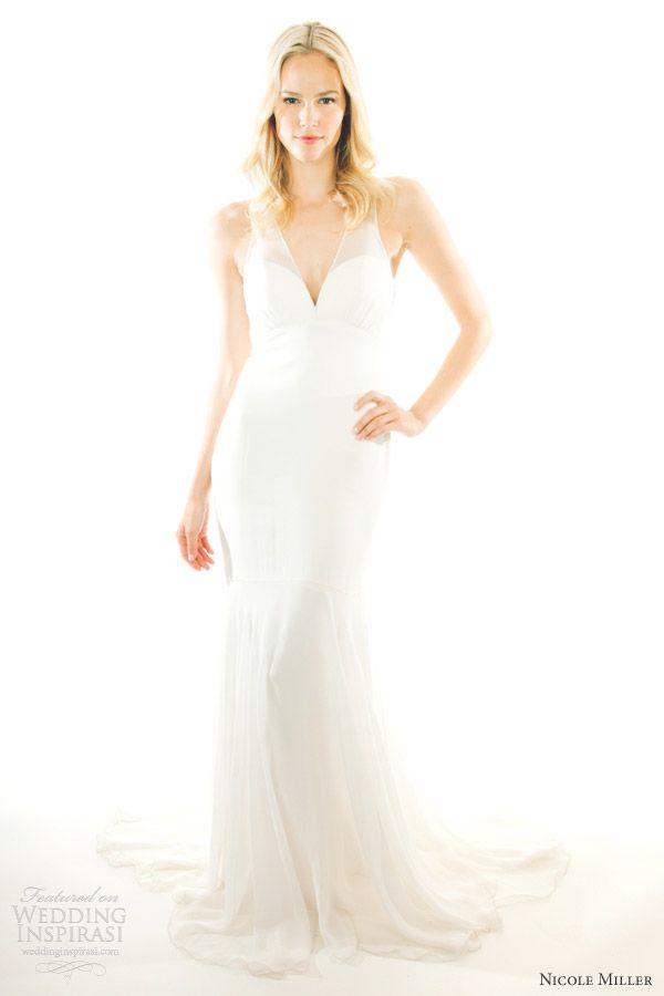 Nicole Miller Wedding Dresses Fall 2012 Nicole Miller Wedding Dresses Wedding Dresses Bridal Gowns