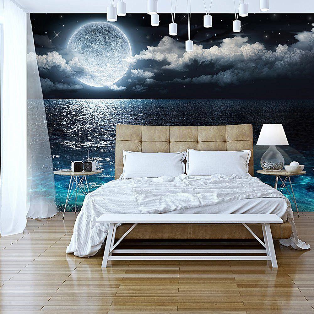 Papier Peint Intisse 100x70 Cm Top Vente Papier Peint Tableaux Muraux Deco Xxl Nature C Fotos En Habitacion Dormitorios Decoracion De Interiores