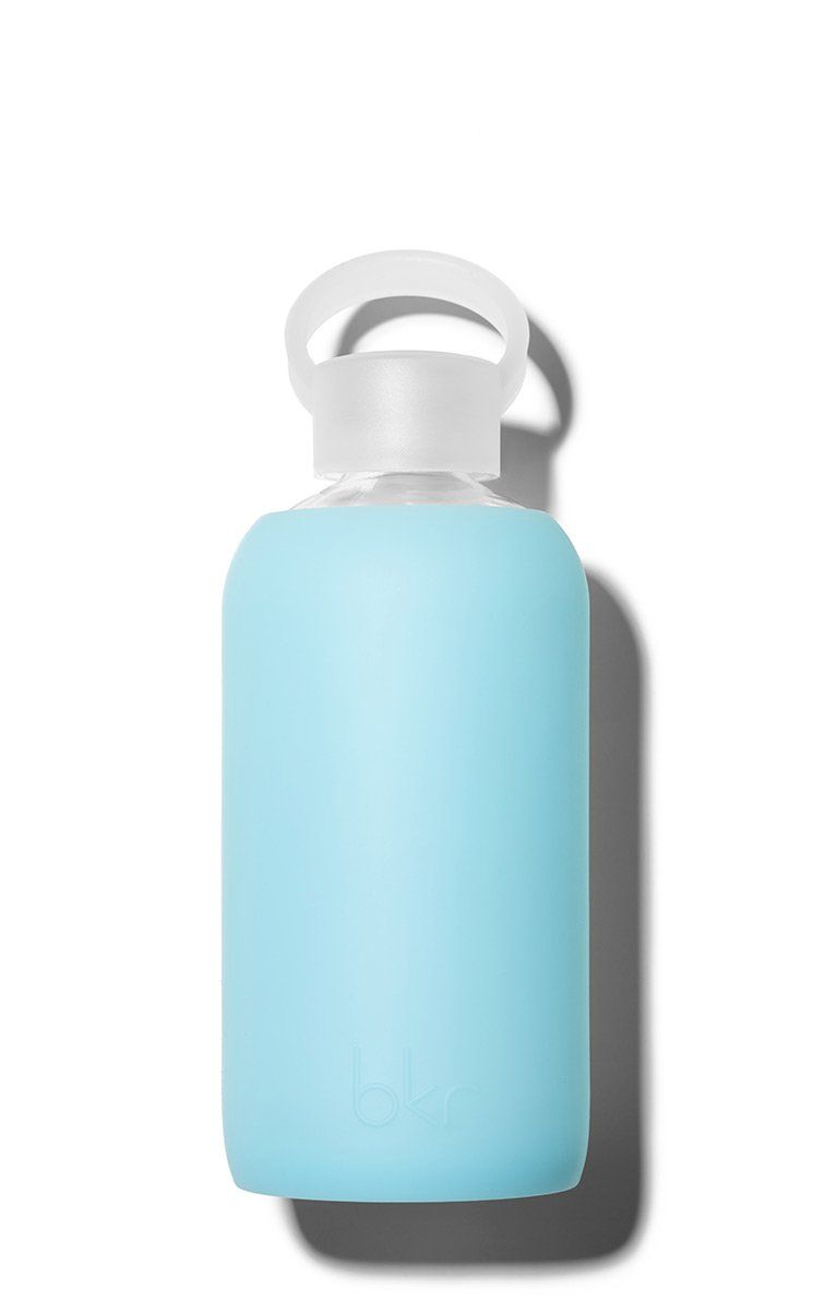 bkr Skye 500mL Glass Water Bottle