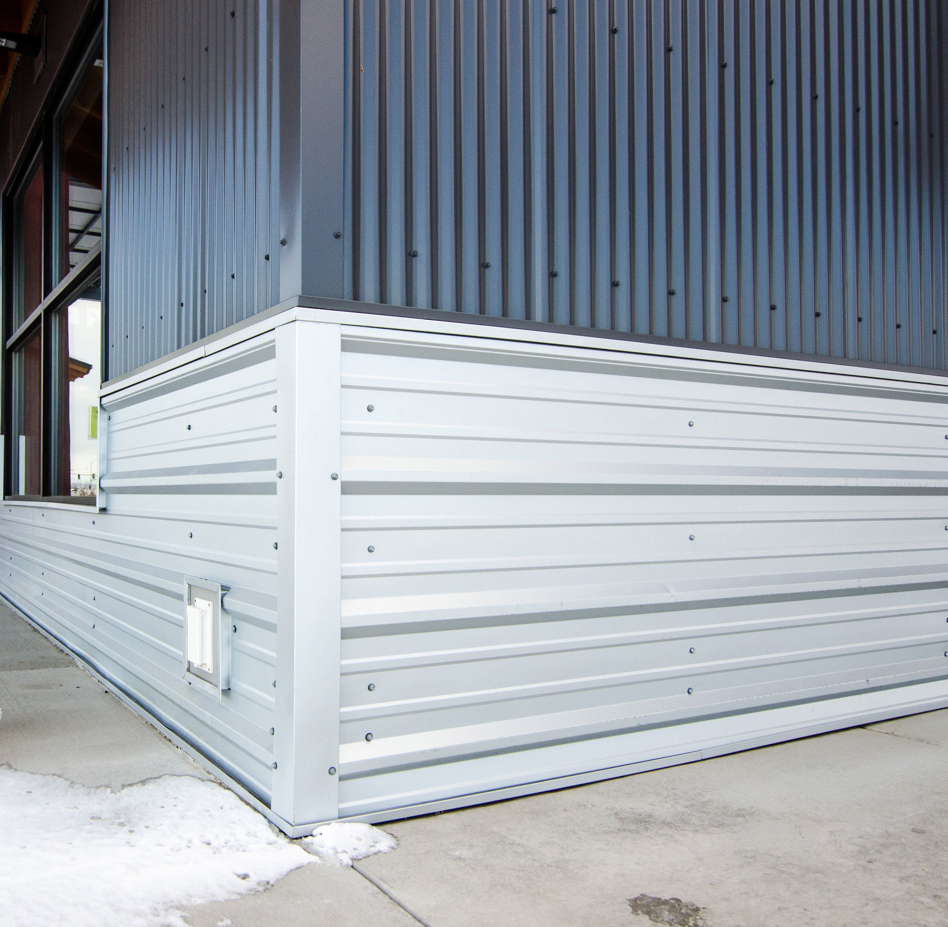 Metal Building Examples Residential Commercial Metal Buildings Metal Building Designs Corrugated Metal Siding
