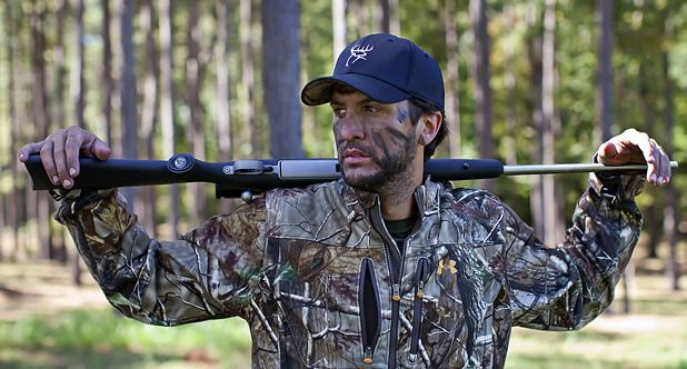Image result for luke bryan bow hunting