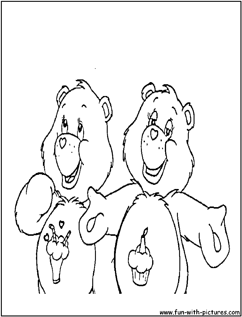 pin de beautifully broken en care bears coloring pages stationary