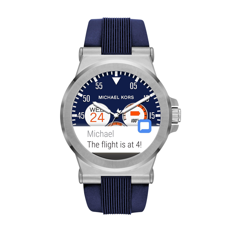 6ae759ced6b7 Michael Kors Access MKT5008 mens strap smart watch