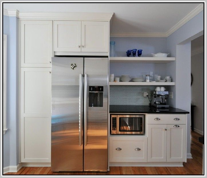 Ikea Microwave Cabinet Microwave Cabinet Model Kitchen Design