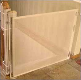 Retractable Child Safety Gate From Retractagate