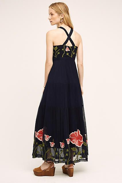 0b0a25472e64 Tulipan Maxi Dress - anthropologie.com | Bohemian Chic | Dresses ...