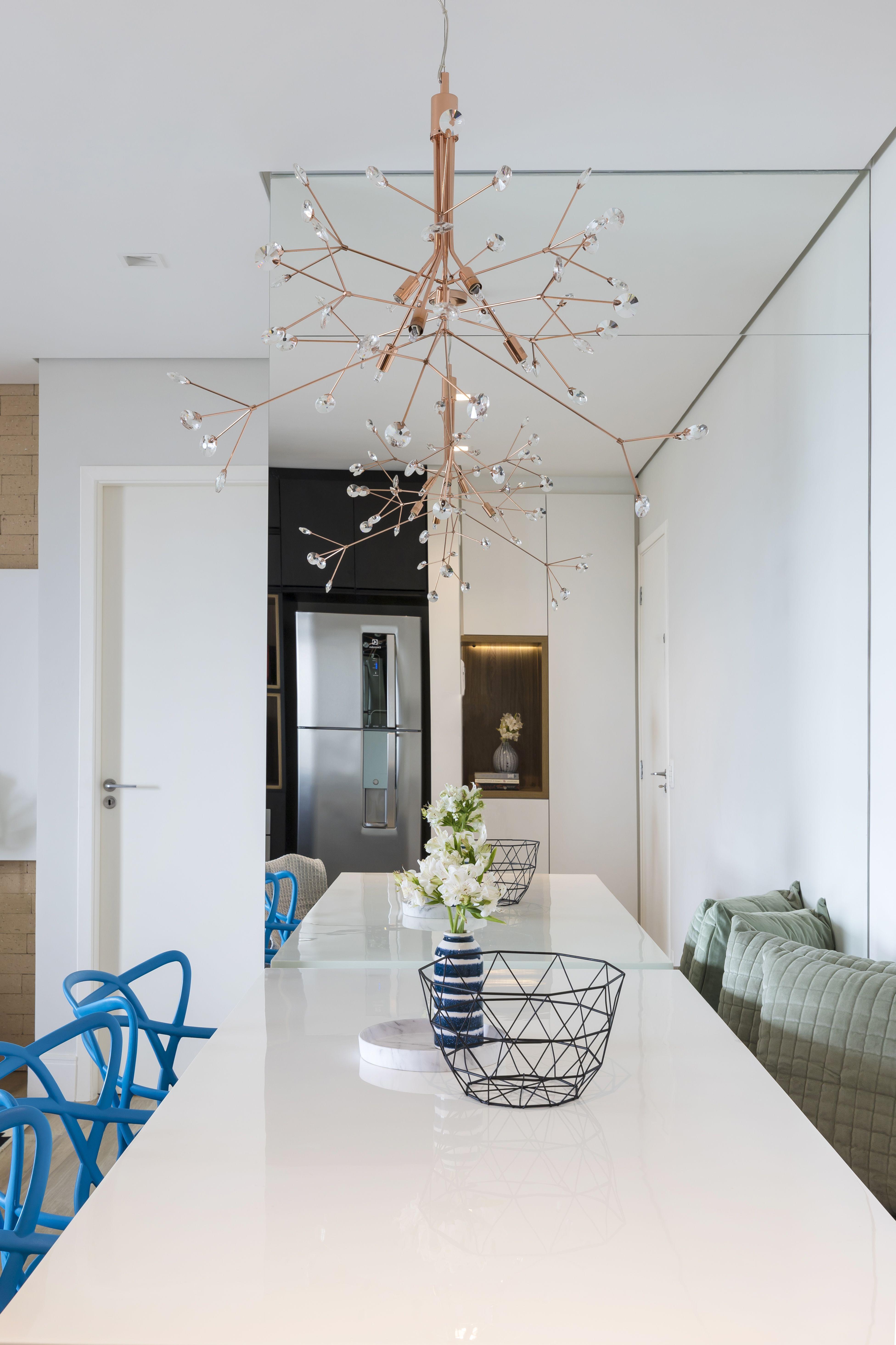 Photo of Sala integrada com a cozinha • solução agradável e contemporânea • Fotos…