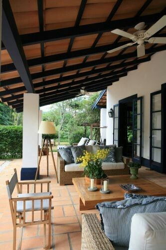 Ideas de techos para una terraza con estilo ideas de for Ideas de techos para terrazas