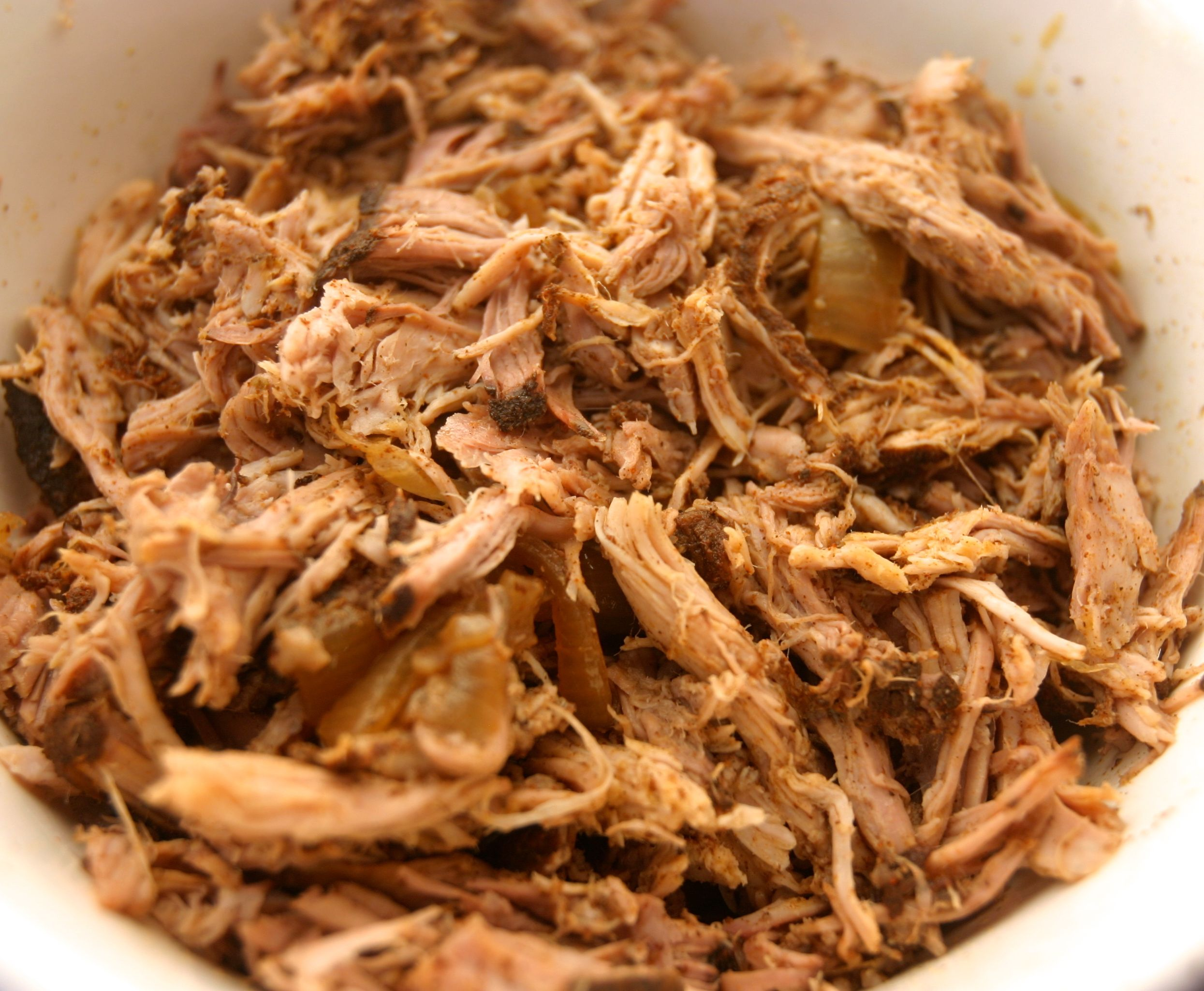 Easy Crockpot Pulled Pork - Just throw it in the slow ...