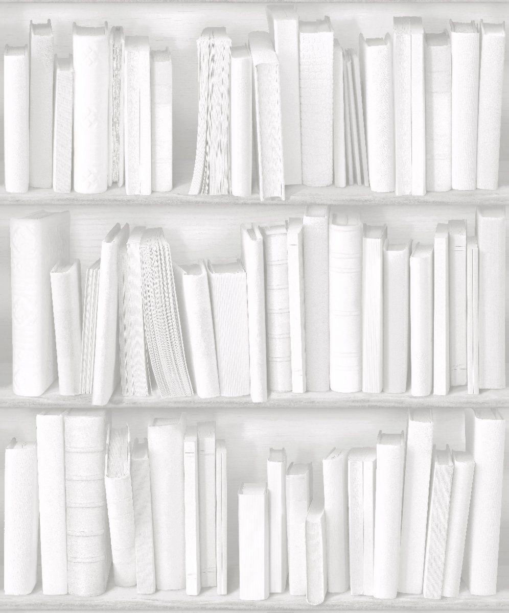 Amazon Com J430 90 Books White Bookshelf Photo Wallpaper Home