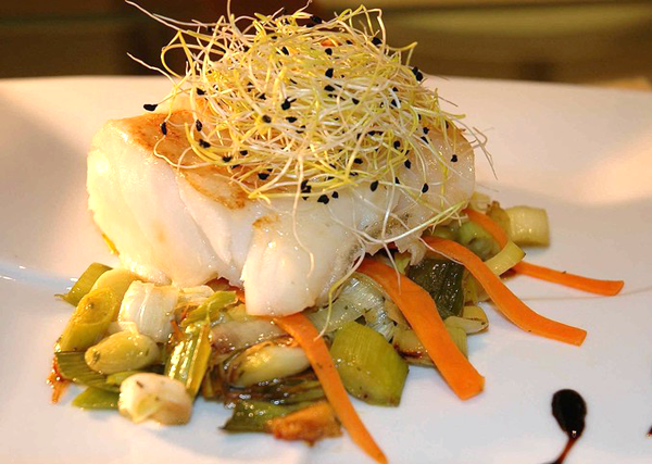 how to cook cod fish fillets healthy
