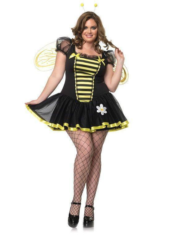 253c10198c1 Daisy Bee - Sexy Bee Costume - Sexy Plus Size Costume - 3X - 4X  LegAvenue   BumbleBee