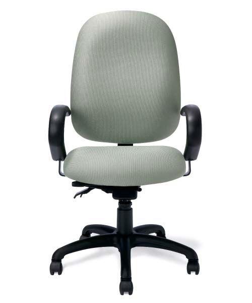 Overtime High-Back Task Chair By Highmark Ergo.Overtime