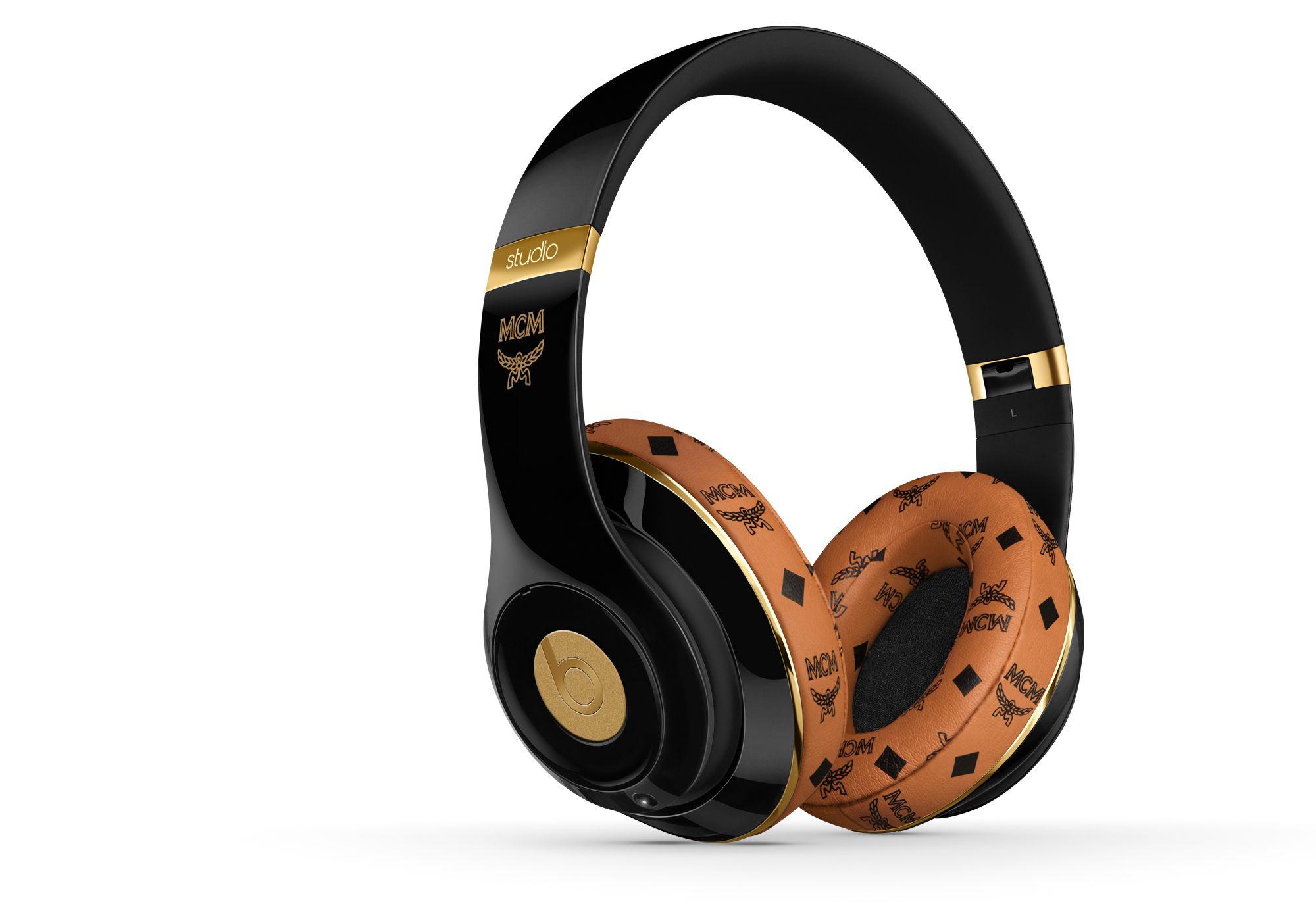 edcd9867227 Beats x MCM Studio Wireless and custom MCM case $540.00 $399.98 ...