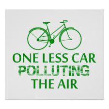 Resultado de imagen de slogans menos coches