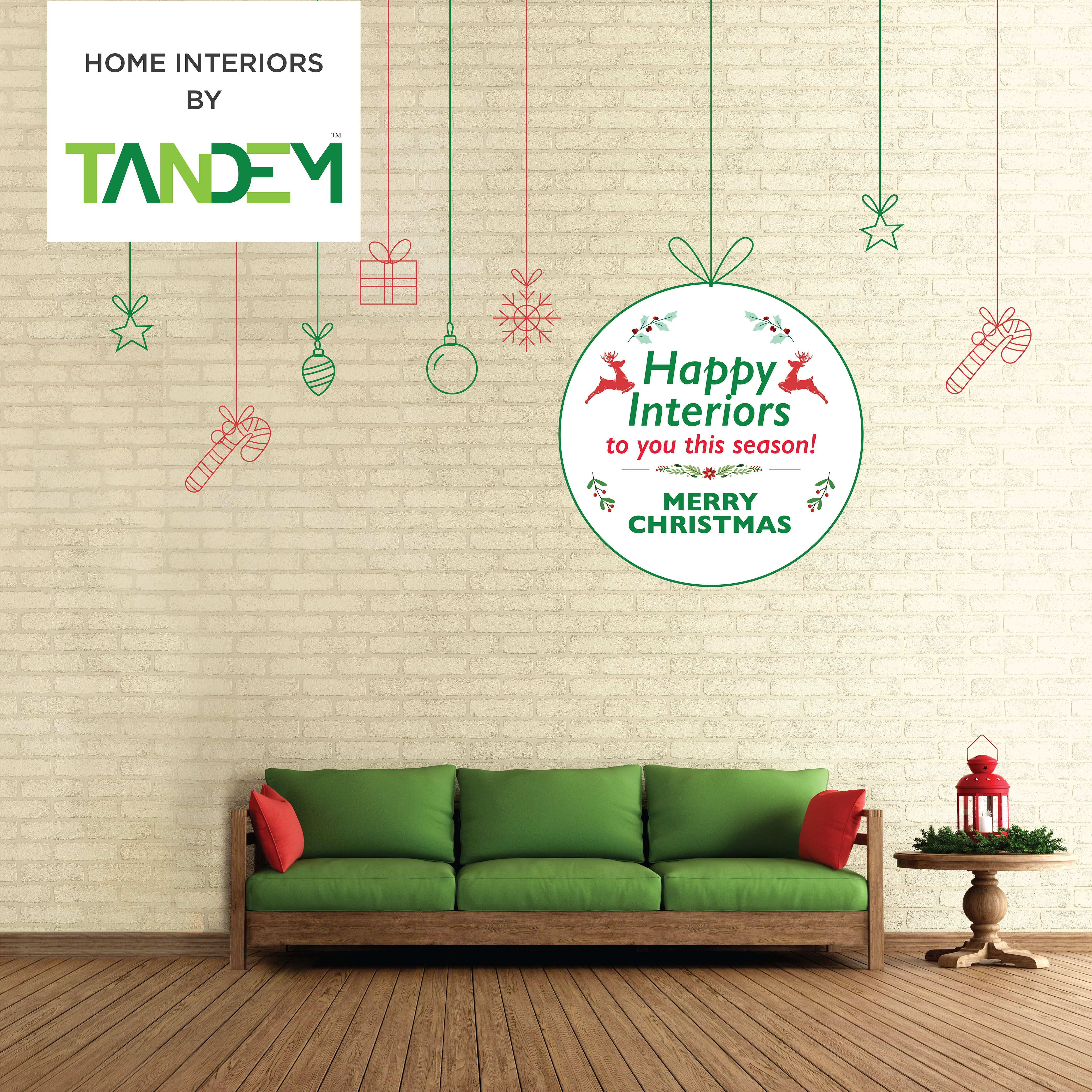 From The Tandem Family We Wish You A Joyous Christmas With