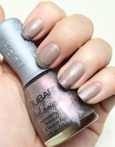 Simple pretty nails