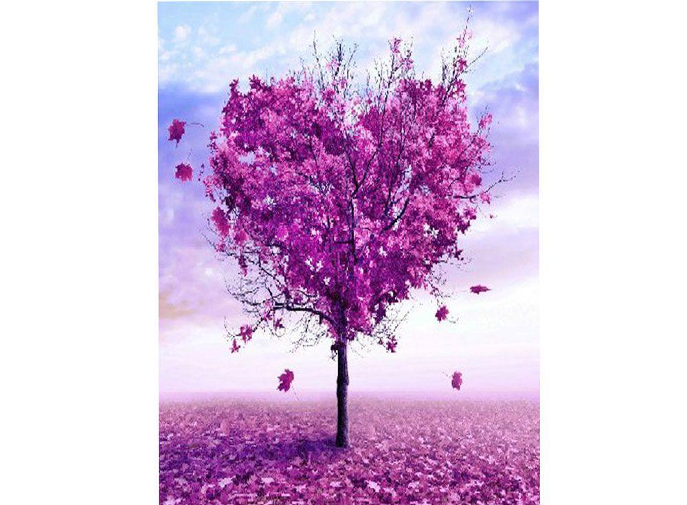 Картина по номерам «Дерево любви» | Картины, Дерево и ...